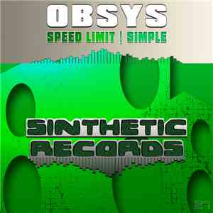 Obsys - Speed Limit | Simple