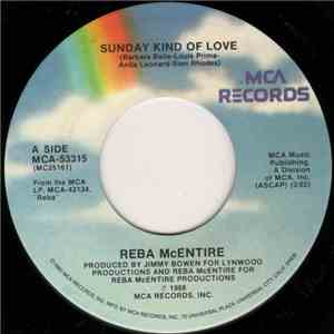Reba McEntire - Sunday Kind Of Love / So, So, So Long
