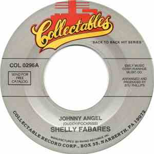 Shelly Fabares / Sandy Stewart  - Johnny Angel / My Coloring Book